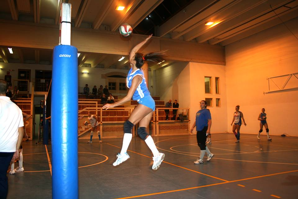Giulia Alegiani Volley Cave