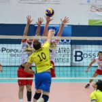 Pallavolo Messina vs Lamezia
