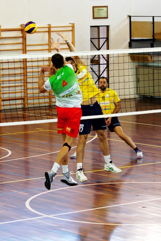 hydra volley