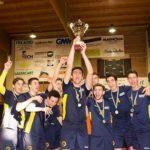 volley segrate campioni regionali