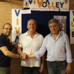 Andrea Beccani allenatore prato viva volley