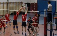 muro volley prato under 15