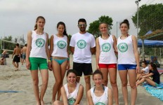 Viva beach prato volley