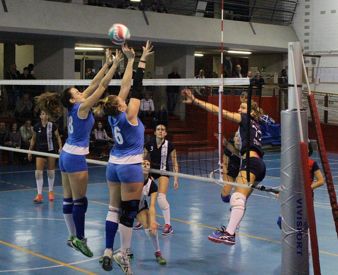Attacco Foggi Prato Volley Project