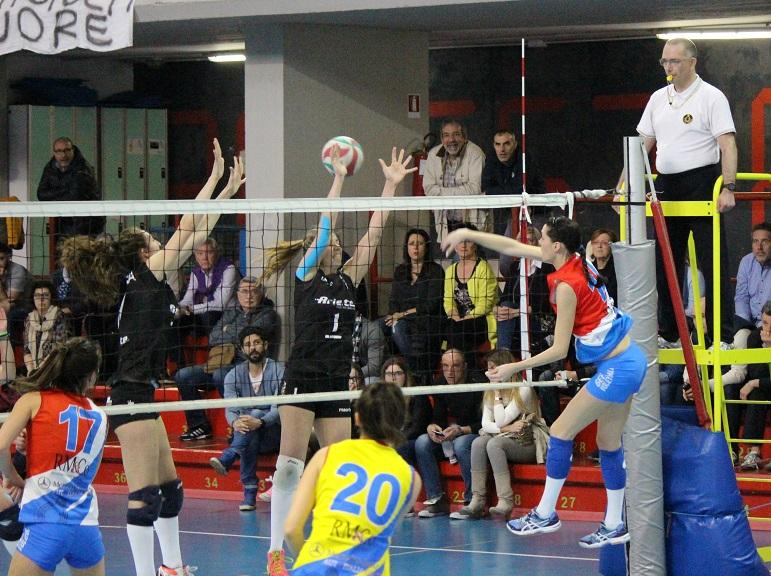 ariete prato volley project